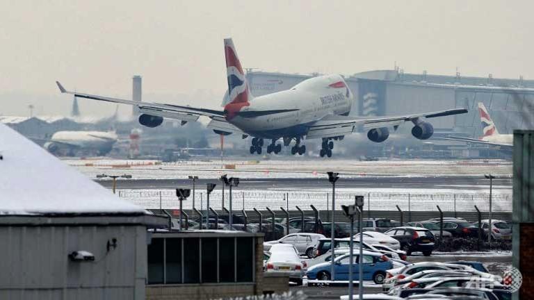 Britain to Begin Screening for Ebola at Heathrow Airport