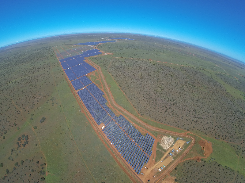 Jasper Solar Power Project