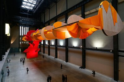tate modern turbine hall tuttle