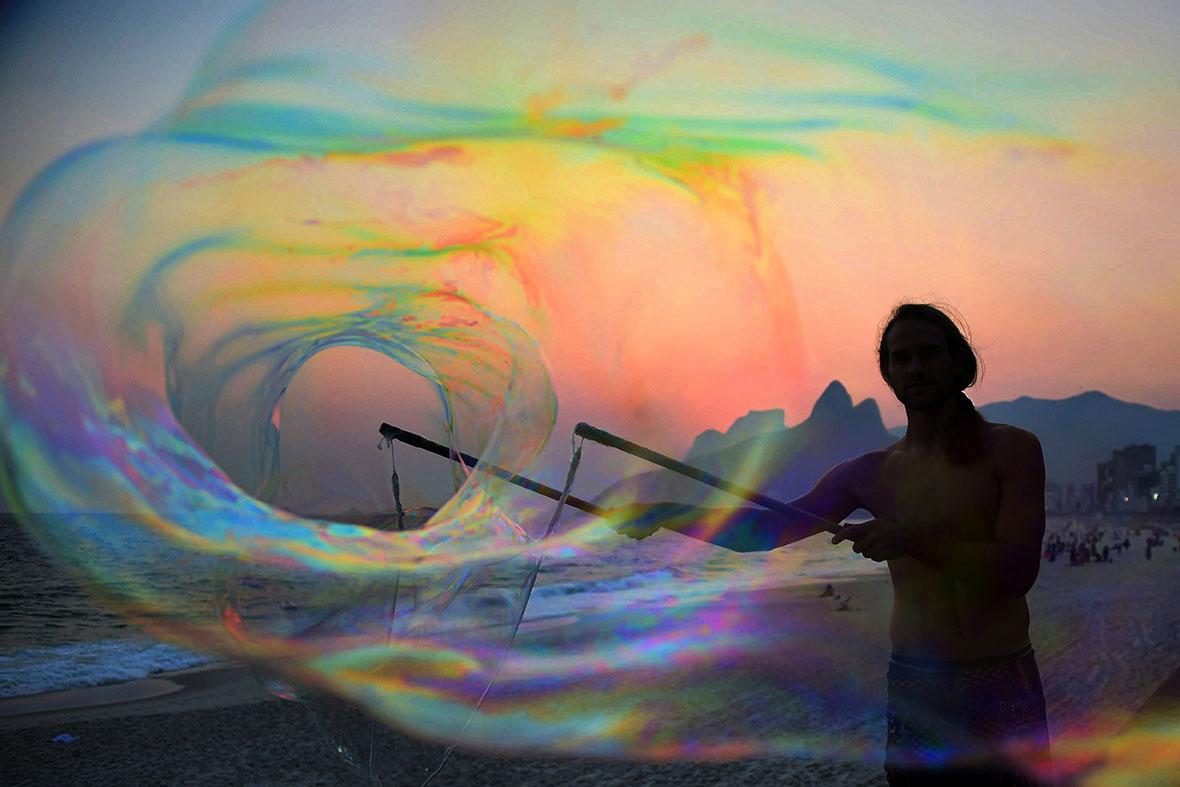 rio bubble