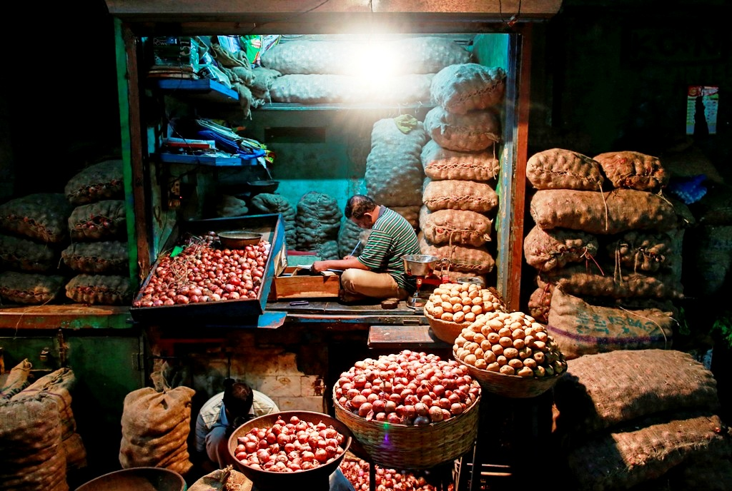 India: September WPI Inflation at Near 5-Year Low