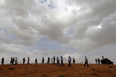 Kobani leave