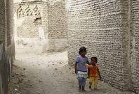 The historical town of Zabid.