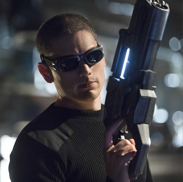 Wentworth Miller as Captain Cold
