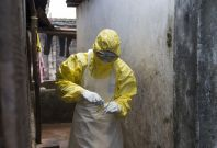 South Korea on Ebola alert