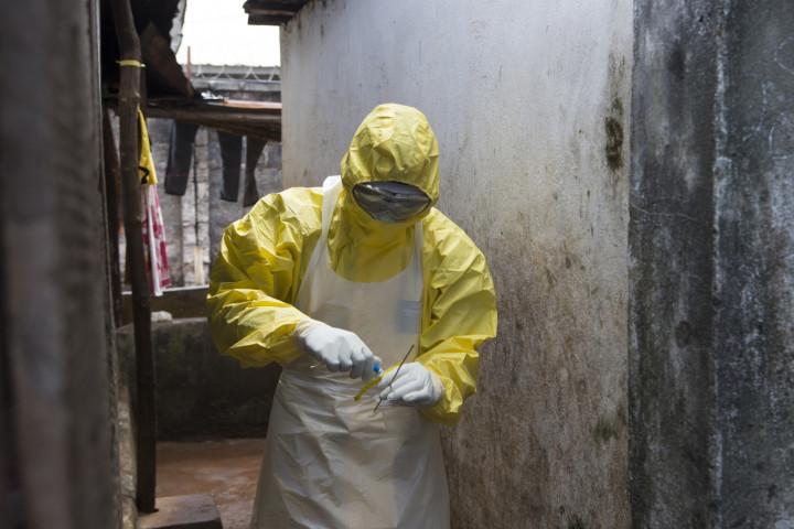 South Korea on Ebola alert