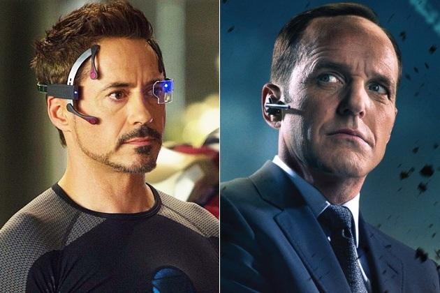 Agents Of Shield Season 2 Tony Stark Iron Man To Appear