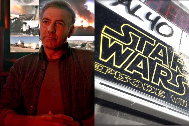 Tomorrowland Star Wars