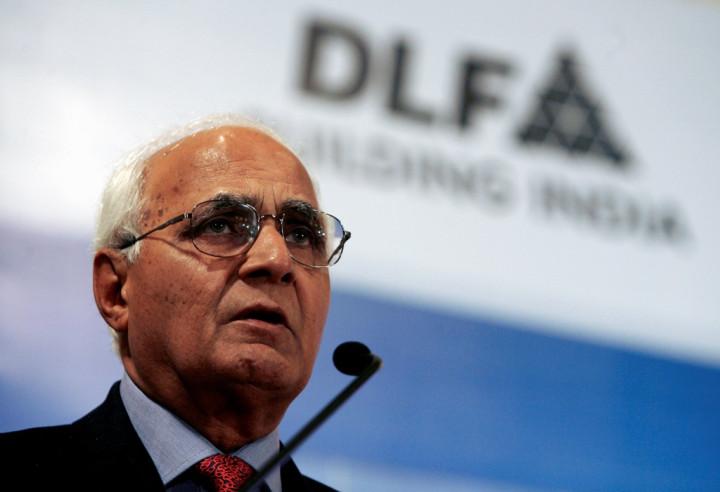 DLF KP Singh