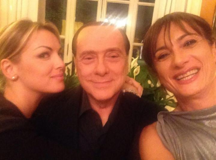 Silvio Berlusconi  Francesca Pascale LGBT Vladimr Luxuria.