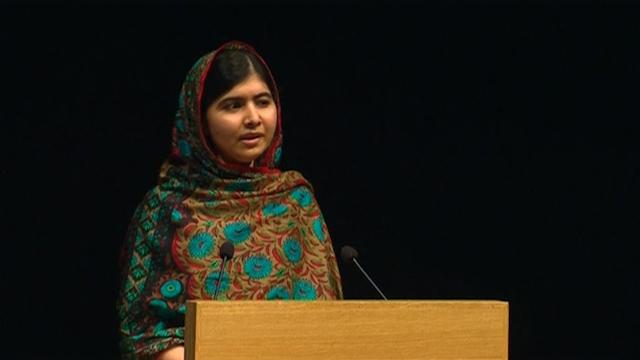 Obama Girls, Malala, Lorde Make Time's 'Influential Teens' List