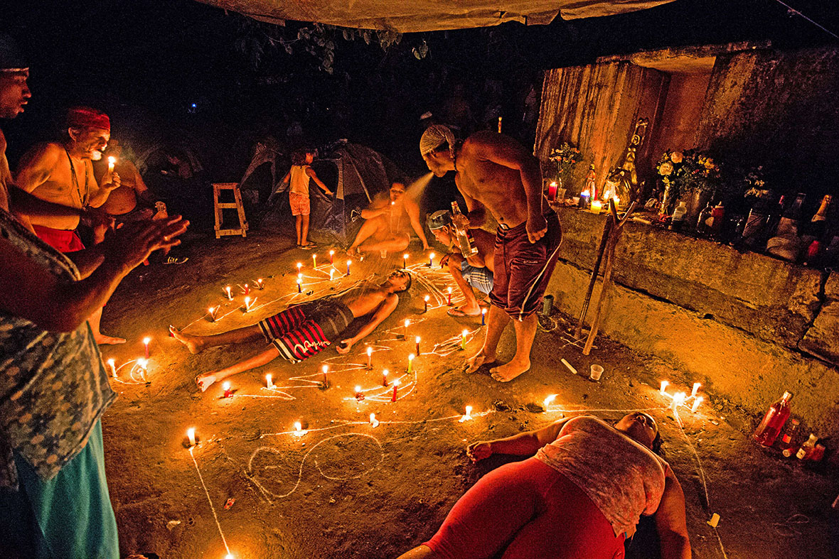 voodoo the religion of sacrifices I photographed the religion of voodoo in west africa,  the fundamental bases of the voodoo religion are:  animal sacrifices to give thanks to the spirits.