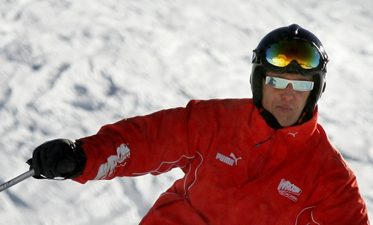 Claims about the possible role played by a GoPro camera in Michael Schumacher's injuries have hit shares