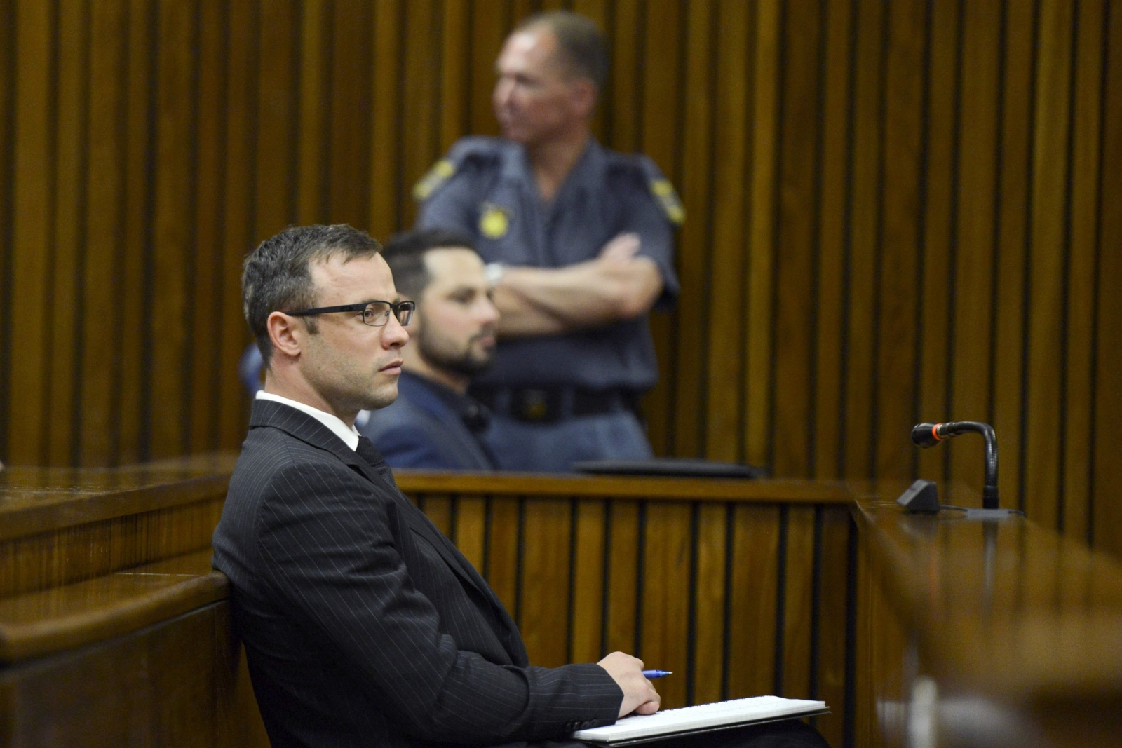 Prison would 'Break' Pistorius - Defence Witness