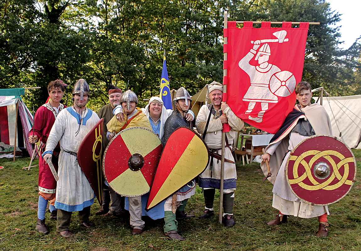 Hrafnslith re-enactment group