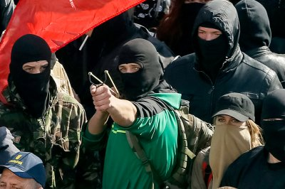 Kiev protest