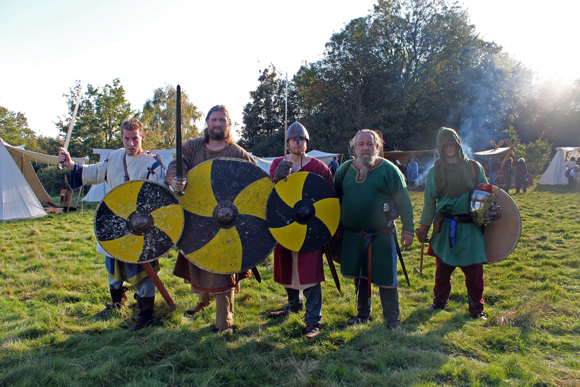 Hrafnsdale re-enactment group