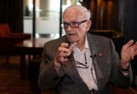 IBTimes UK Meets Harry Leslie Smith