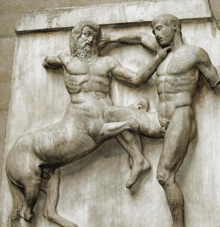 The Elgin or Parthenon Marbles