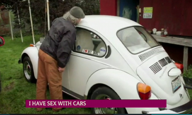Car Sex Man 2