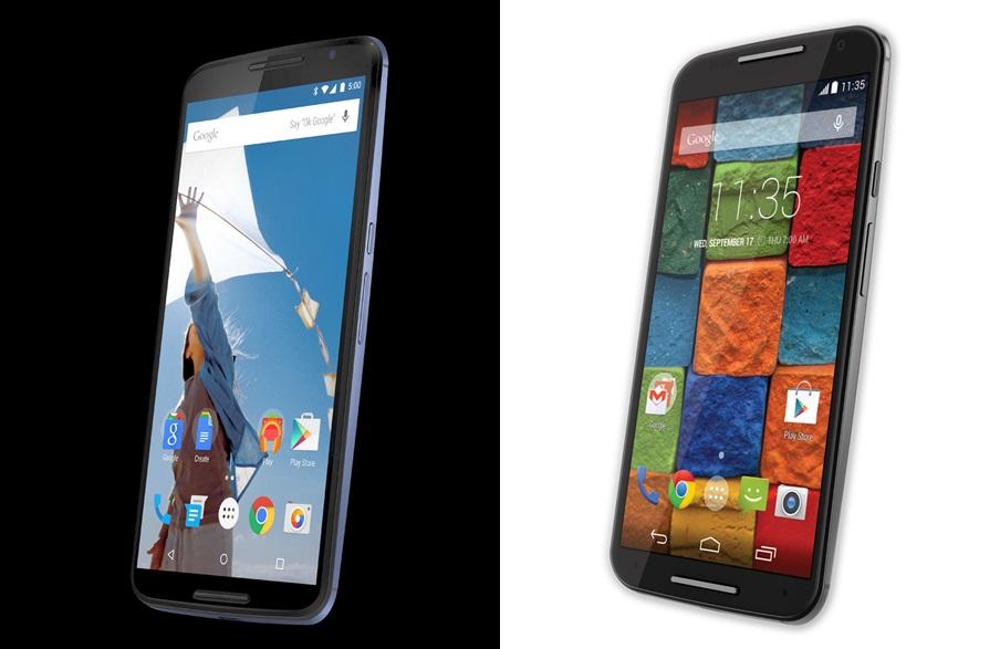 Nexus 6 aka Nexus X: Leaked Press Render Looks Identical to Moto X 2014