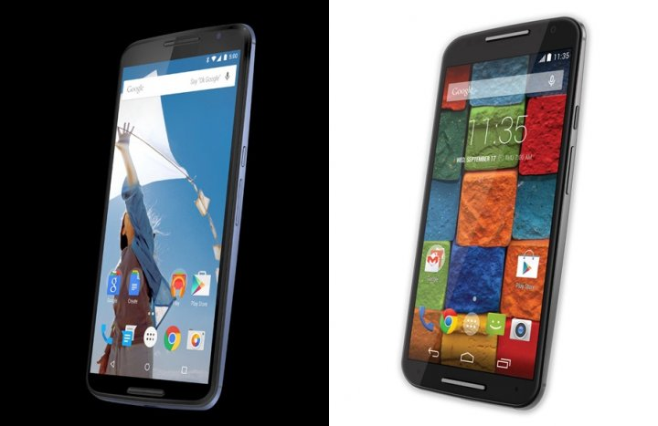 Nexus 6 aka Nexus X: Leaked Press Render Looks Identical to Moto X 2014