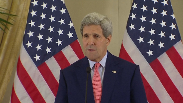 Kerry: US and Russia Agree to Share More Intelligence on Islamic State
