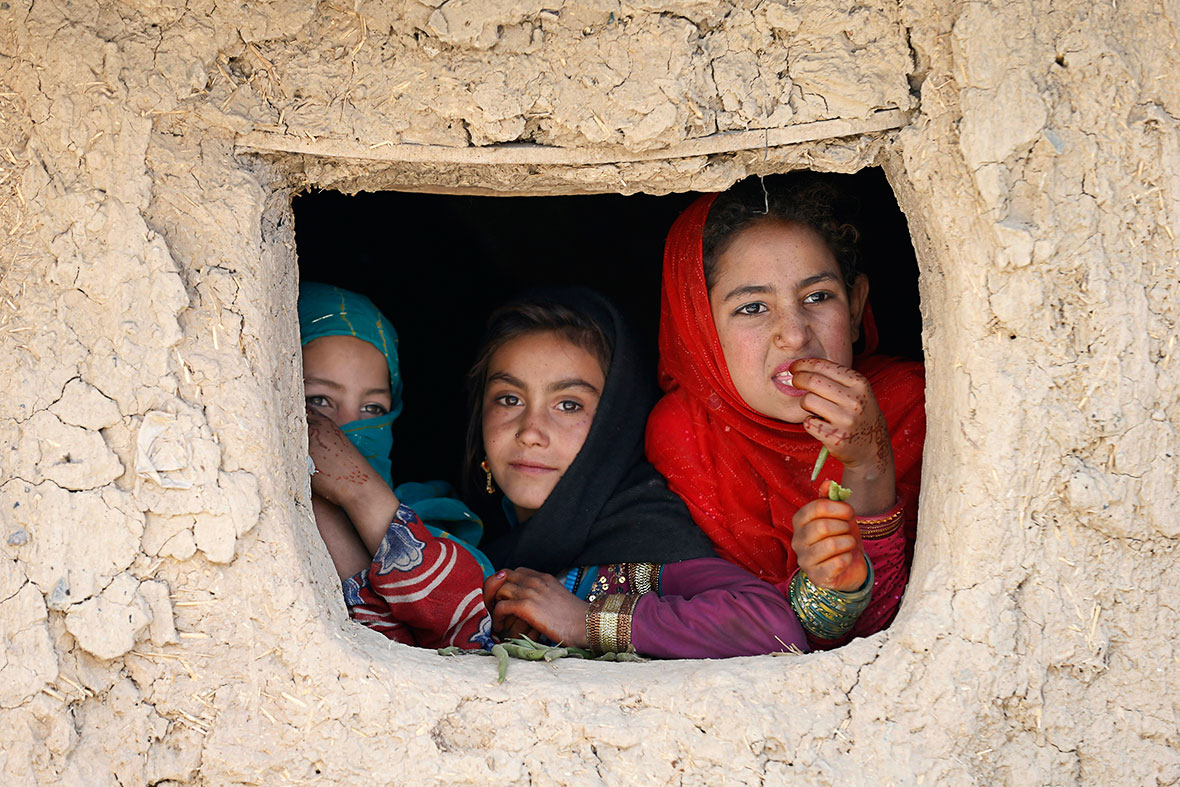 afghan girls