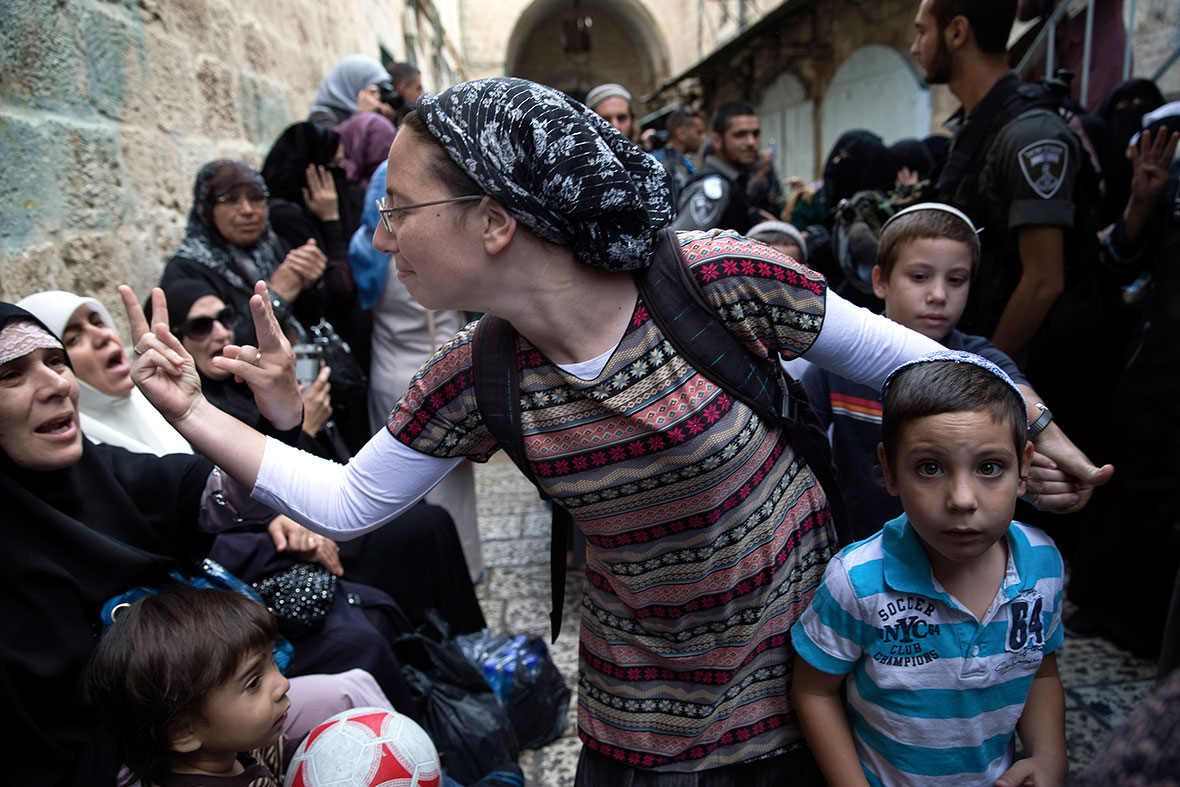 israel palestine