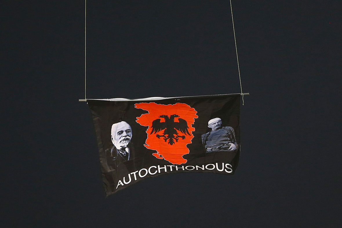 Albania Autochthonous Flag