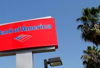 Bank of America Swings into Loss of Record Mortgage Settlement