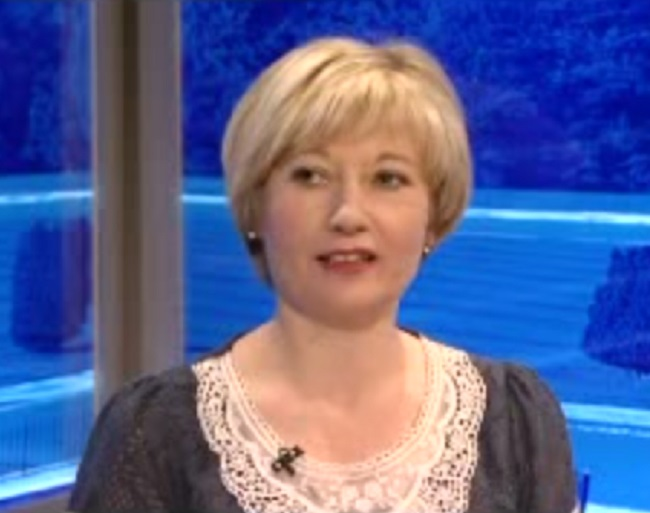 Martina Purdy