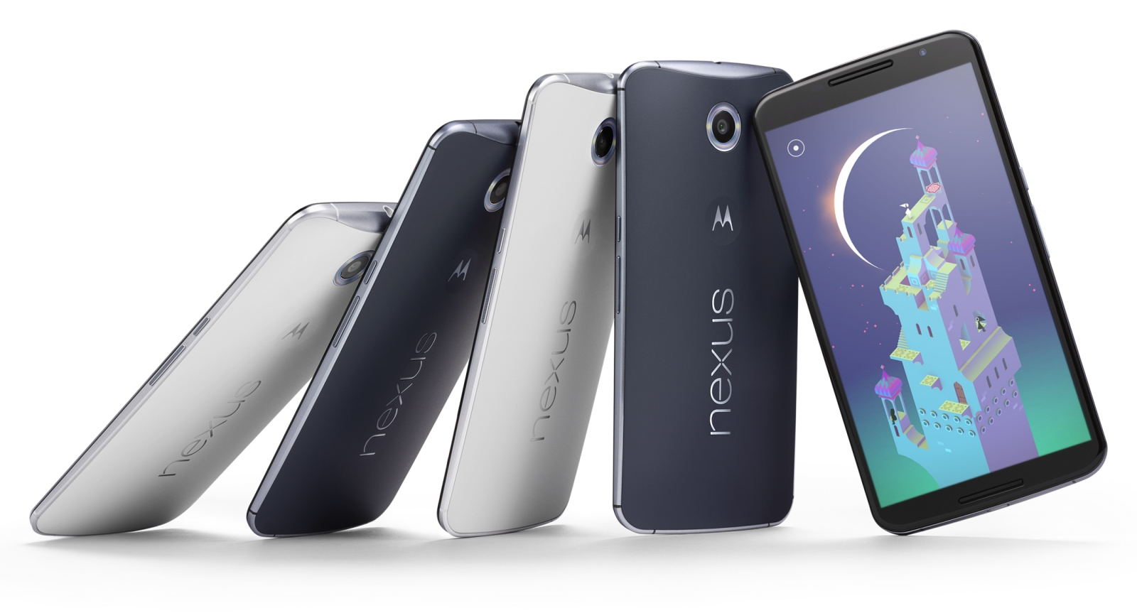 Nexus 6 UK Pricing