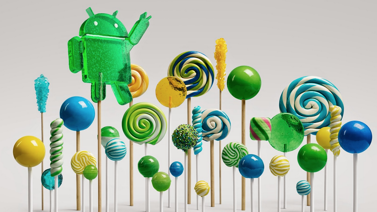 Android 5.0 Lollipop Launched