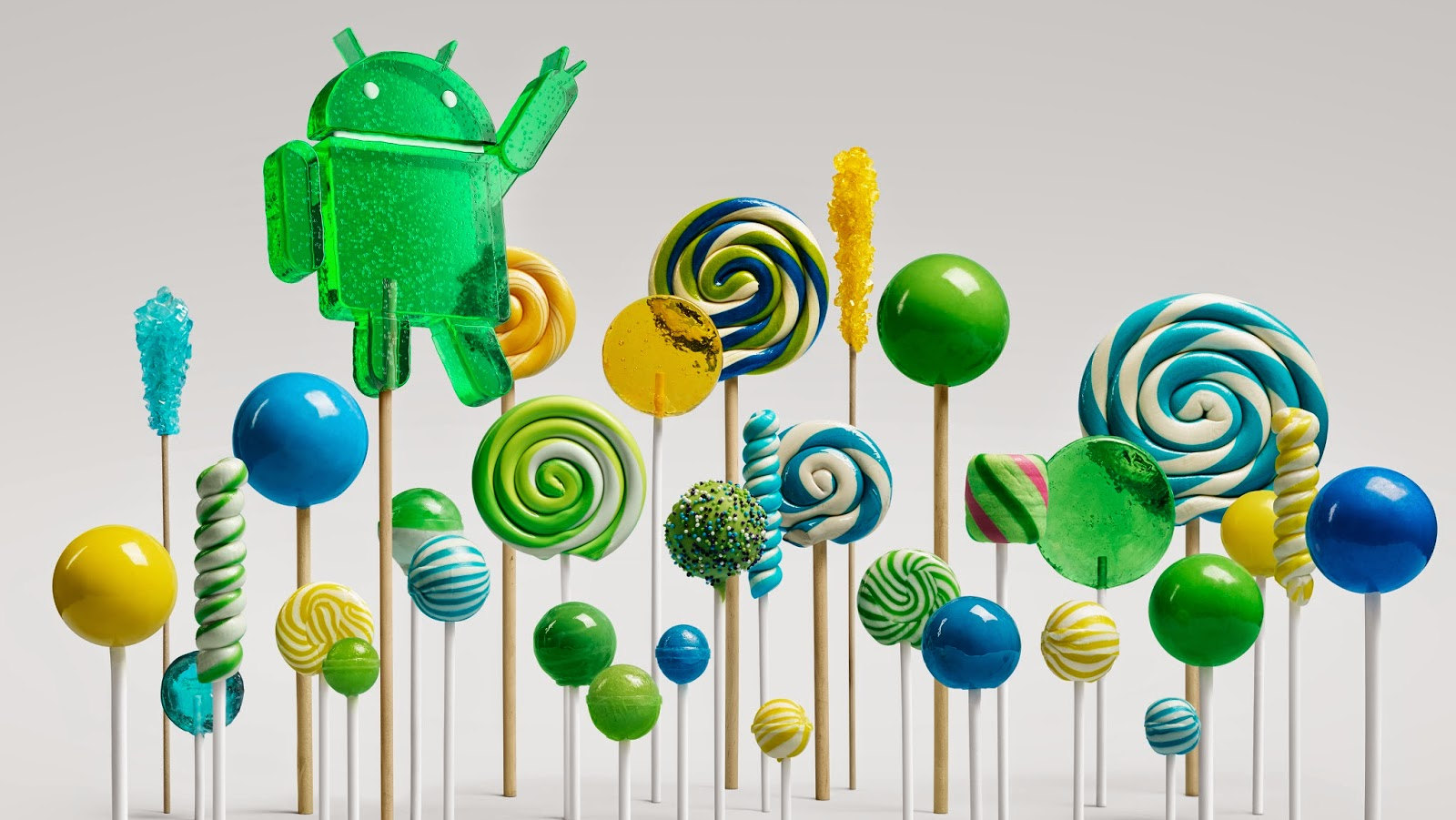 Android Lollipop OS update