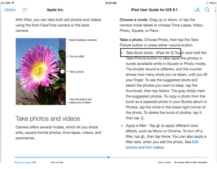 iPad leaks 2
