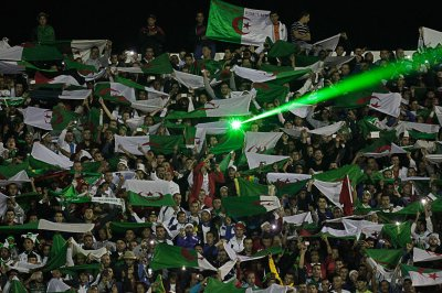 football laser
