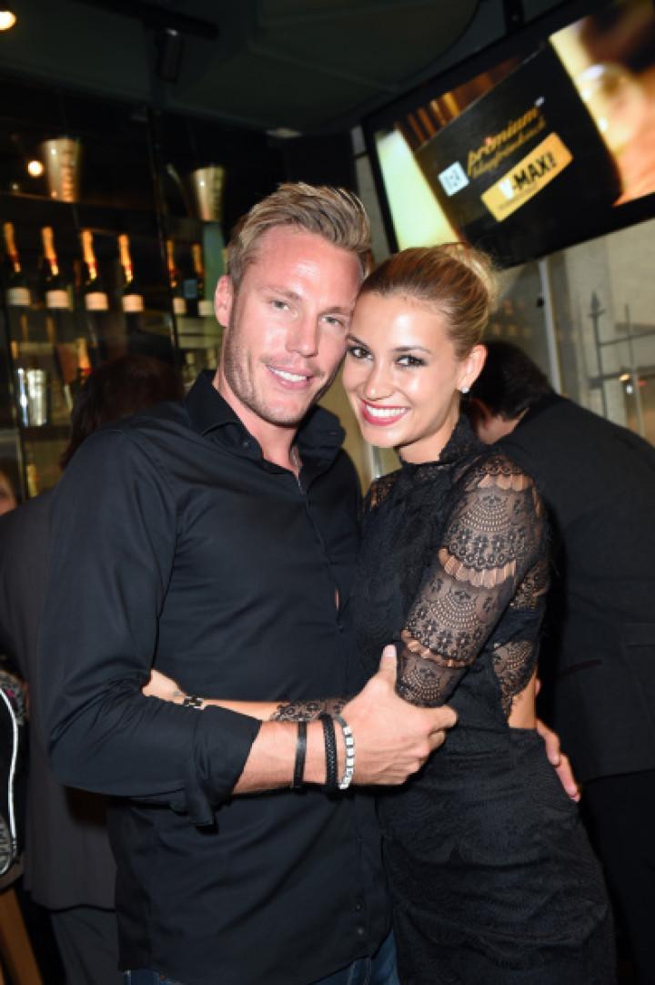 Christian Lell and Melanie Rickinger