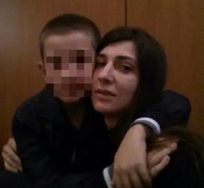 Erion Zena Kosovo Child ISIS ISIL Islamic State
