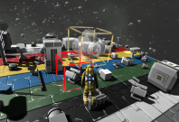 Space Engineers Founder Talks About Game\'s Journey To Xbox One and PS4