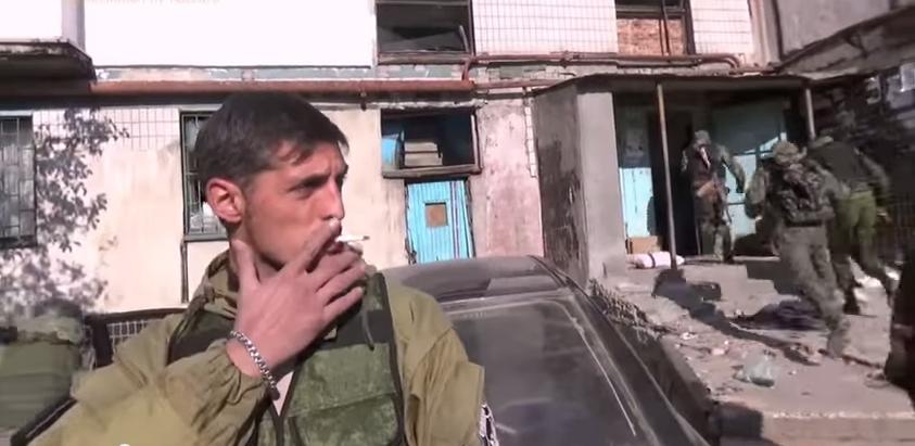 Givi pro-Russia Ukraine