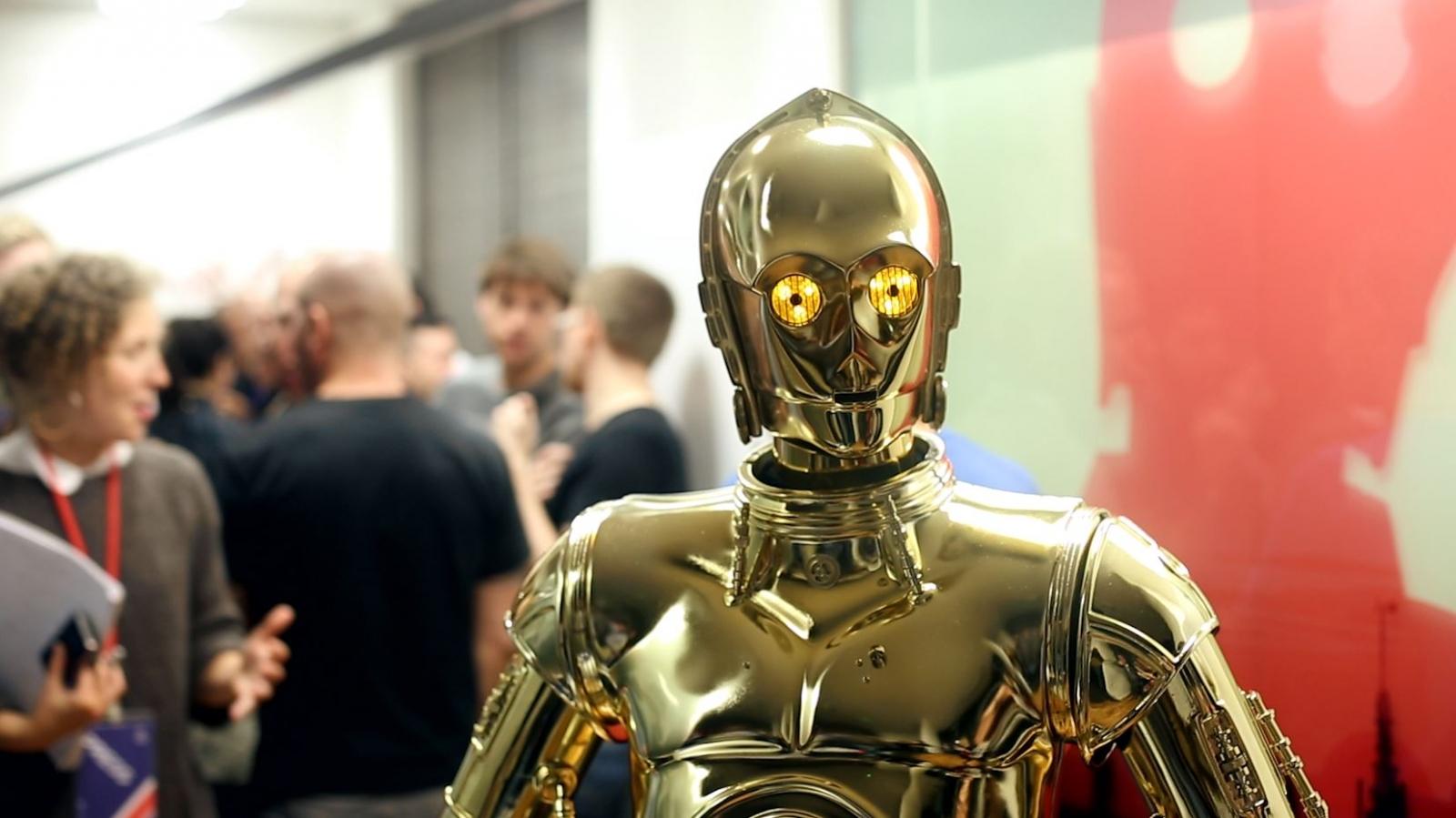 ILM London on Bringing New Star Wars Films to the Big Screen