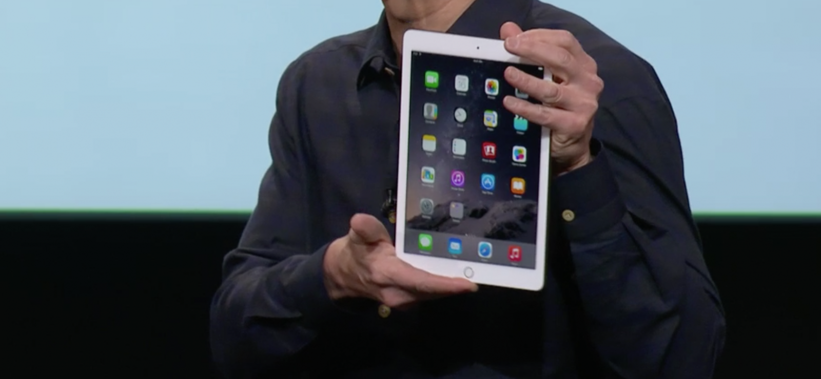 iPad Air 2 launched