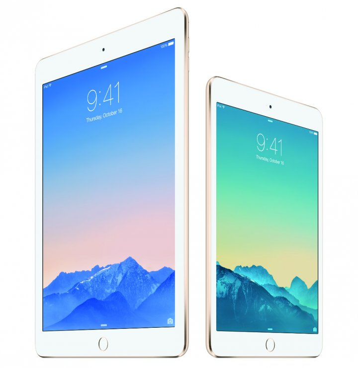 Apple iPad Air 2 and iPad Mini 3 Officially Launched: Where to Pre-book in US, and Pricing Details