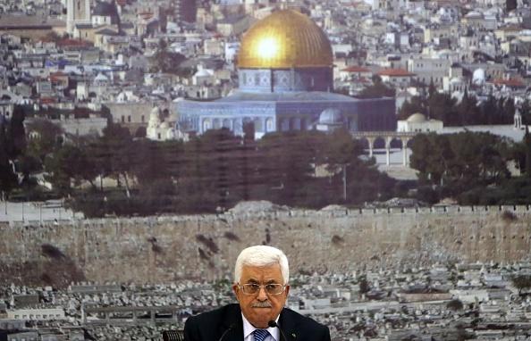 Palestinian President
