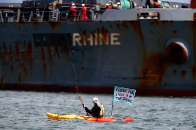 newcastle australia coal protest