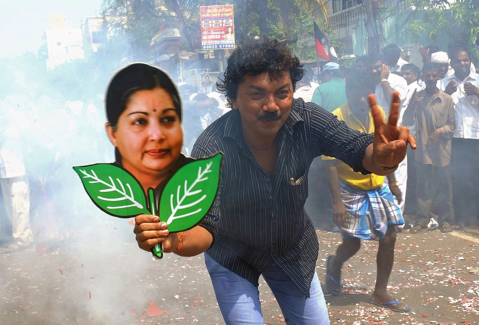 Former Tamil Nadu chief minister Jayalalithaa Jayaraman given bail