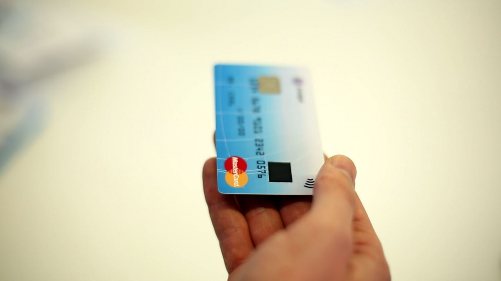 Zwipe MasterCard biometrics