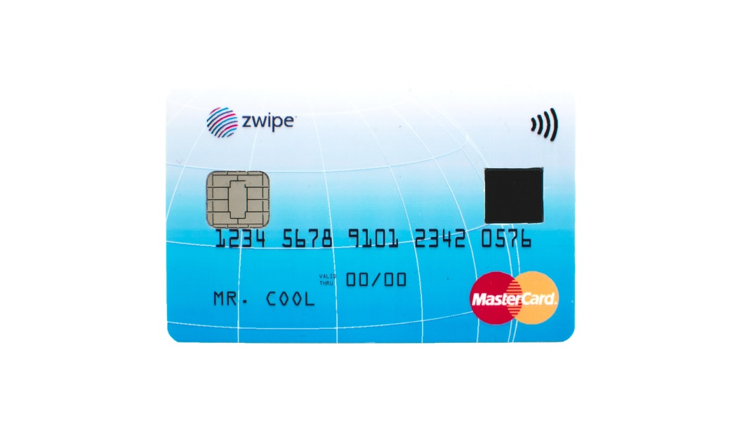 swipe mastercard biometrics