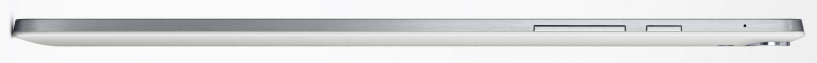 HTC Nexus 9 tablet side view